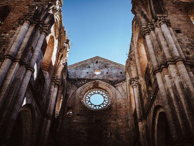 Il matrimonio di Davide e Mari a Casole d'Elsa, Siena 16