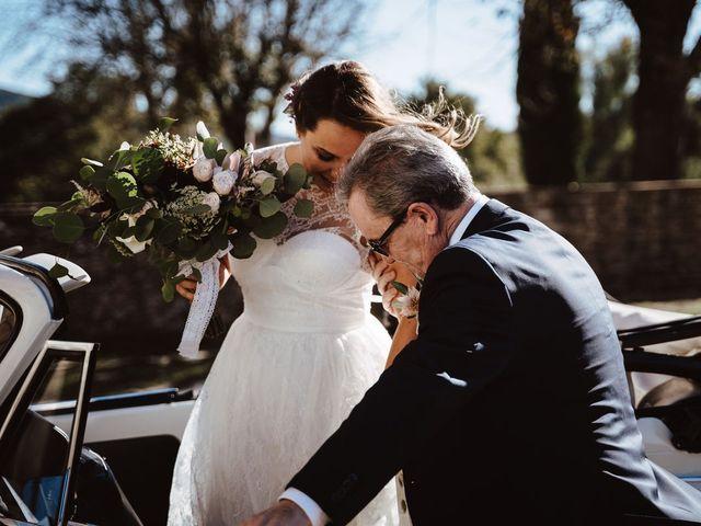 Il matrimonio di Davide e Mari a Casole d'Elsa, Siena 19