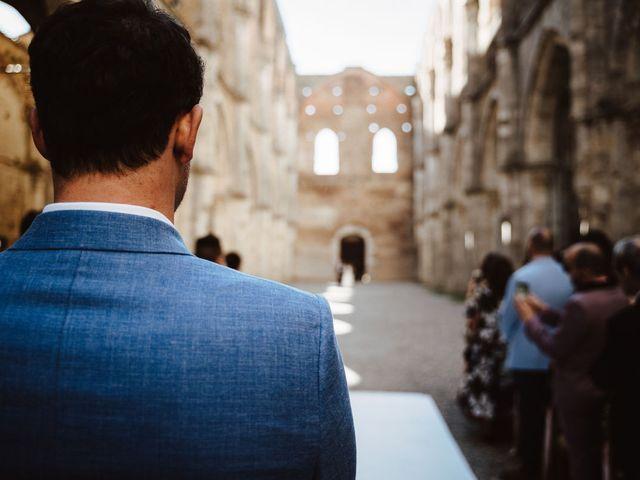 Il matrimonio di Davide e Mari a Casole d'Elsa, Siena 20