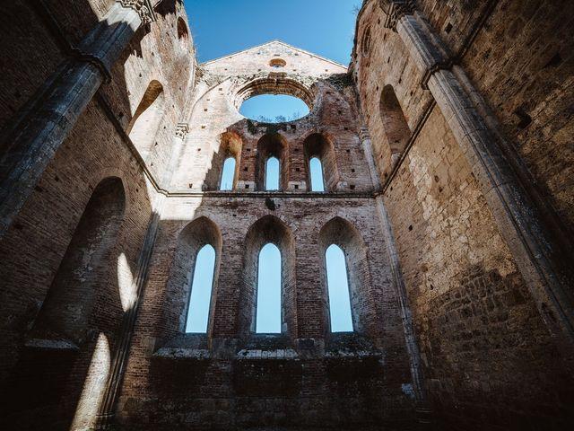 Il matrimonio di Davide e Mari a Casole d'Elsa, Siena 24