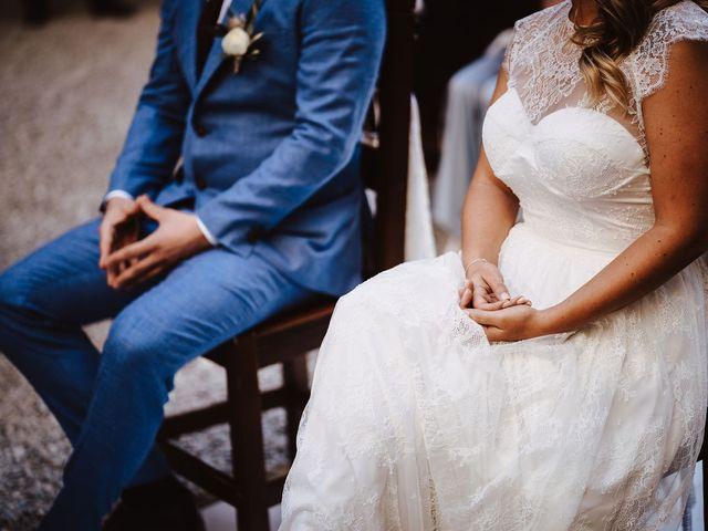 Il matrimonio di Davide e Mari a Casole d'Elsa, Siena 26