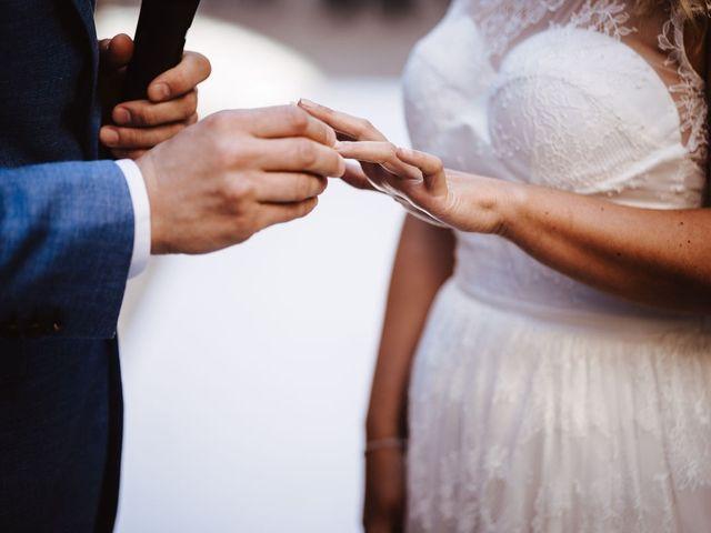 Il matrimonio di Davide e Mari a Casole d'Elsa, Siena 29