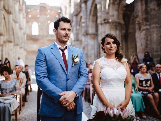 Il matrimonio di Davide e Mari a Casole d'Elsa, Siena 30