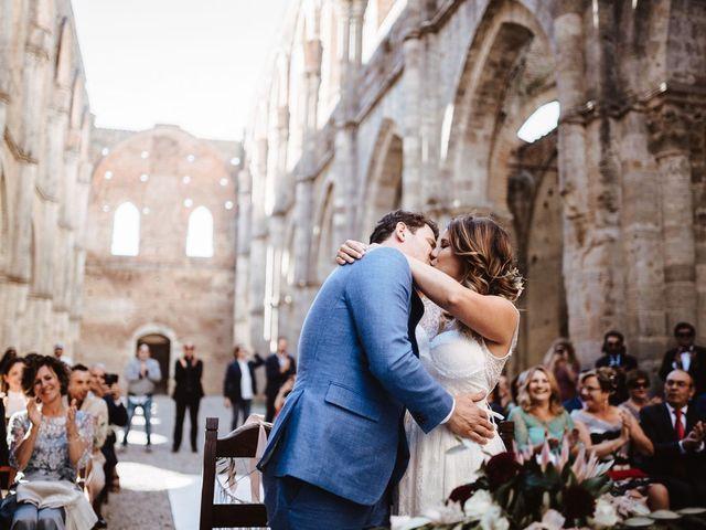 Il matrimonio di Davide e Mari a Casole d'Elsa, Siena 31