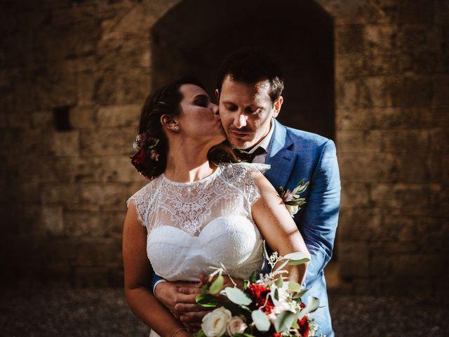 Il matrimonio di Davide e Mari a Casole d'Elsa, Siena 36