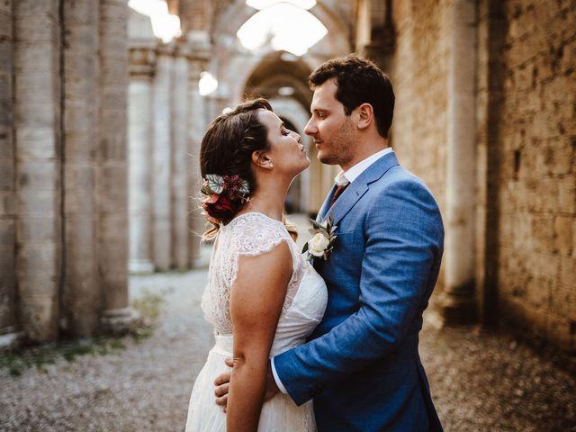 Il matrimonio di Davide e Mari a Casole d'Elsa, Siena 38
