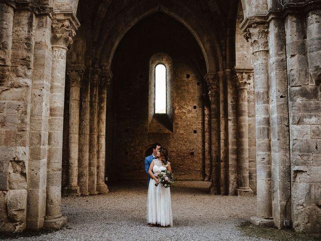 Il matrimonio di Davide e Mari a Casole d'Elsa, Siena 39