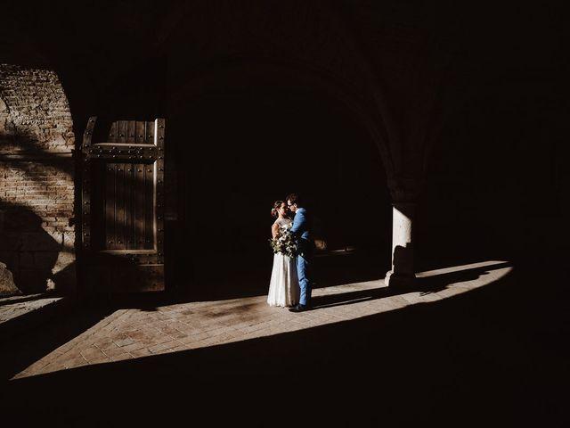 Il matrimonio di Davide e Mari a Casole d'Elsa, Siena 44