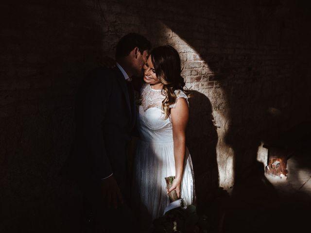 Il matrimonio di Davide e Mari a Casole d'Elsa, Siena 45