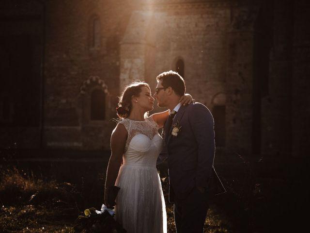 Il matrimonio di Davide e Mari a Casole d'Elsa, Siena 46