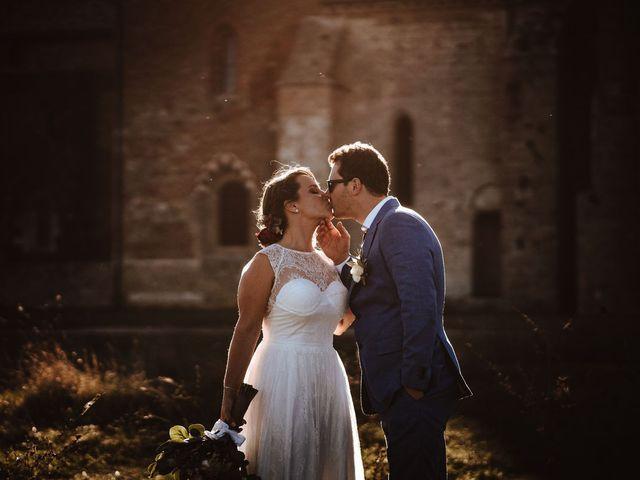 Il matrimonio di Davide e Mari a Casole d'Elsa, Siena 2