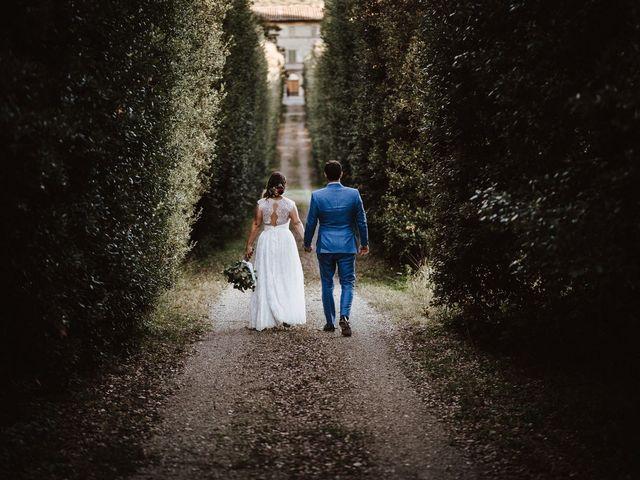 Il matrimonio di Davide e Mari a Casole d'Elsa, Siena 47