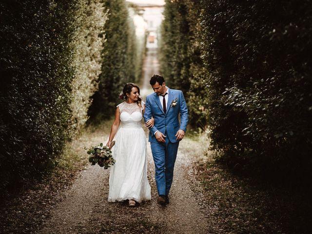 Il matrimonio di Davide e Mari a Casole d'Elsa, Siena 48