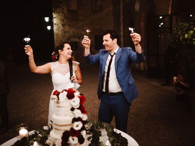 Il matrimonio di Davide e Mari a Casole d'Elsa, Siena 60