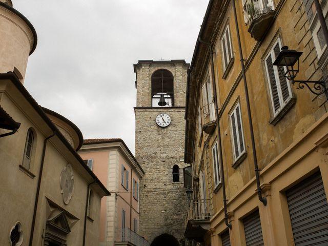 Il matrimonio di Andrea e Caterina a Pavia, Pavia 19