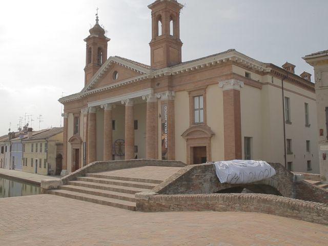 Il matrimonio di Mirko e Rosa a Comacchio, Ferrara 2