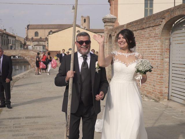 Il matrimonio di Mirko e Rosa a Comacchio, Ferrara 7