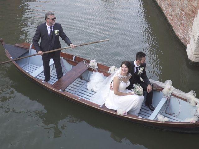 Il matrimonio di Mirko e Rosa a Comacchio, Ferrara 10