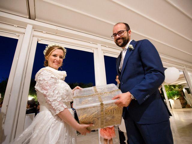 Il matrimonio di Matteo e Daniela a Bari, Bari 1