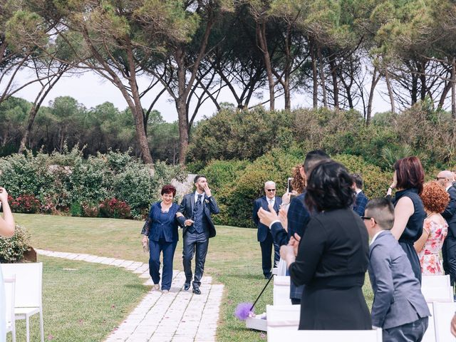 Il matrimonio di Pietro e Eleonora a Alghero, Sassari 37