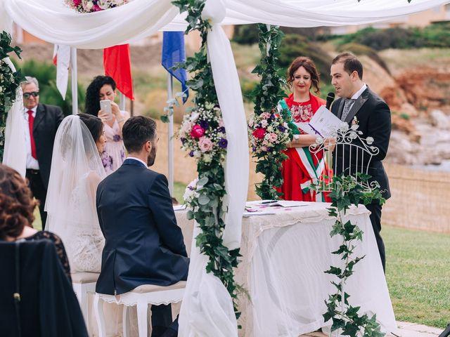 Il matrimonio di Pietro e Eleonora a Alghero, Sassari 47