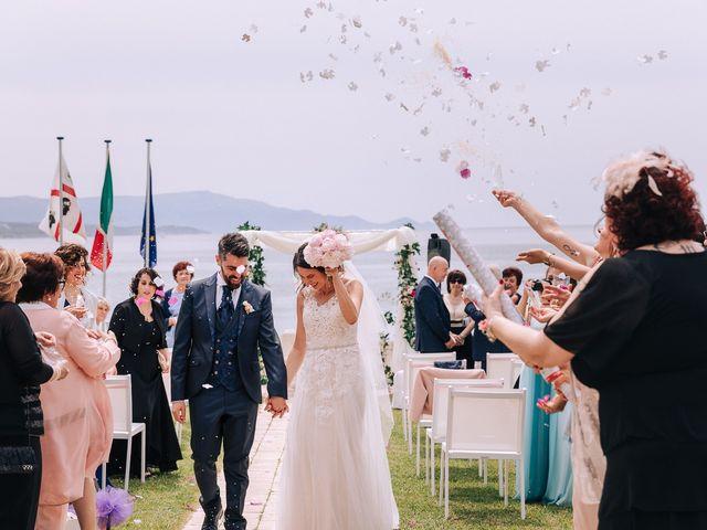 Il matrimonio di Pietro e Eleonora a Alghero, Sassari 57