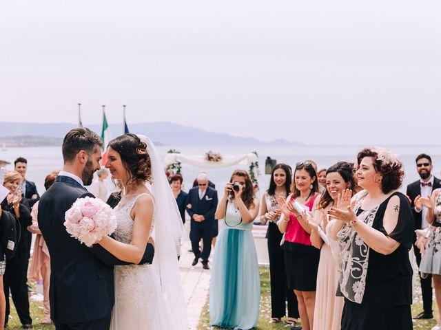Il matrimonio di Pietro e Eleonora a Alghero, Sassari 59