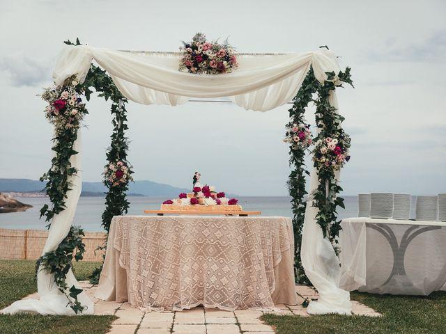 Il matrimonio di Pietro e Eleonora a Alghero, Sassari 79