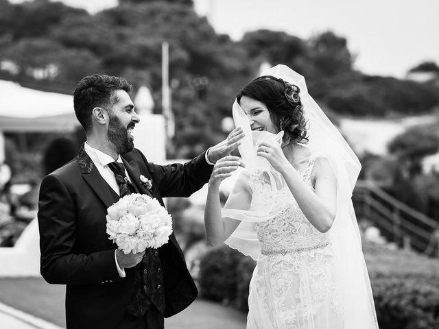 Il matrimonio di Pietro e Eleonora a Alghero, Sassari 85