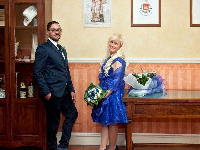 Il matrimonio di Mario e Enza a Fiumefreddo di Sicilia, Catania 3