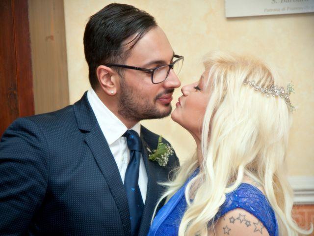 Il matrimonio di Mario e Enza a Fiumefreddo di Sicilia, Catania 4
