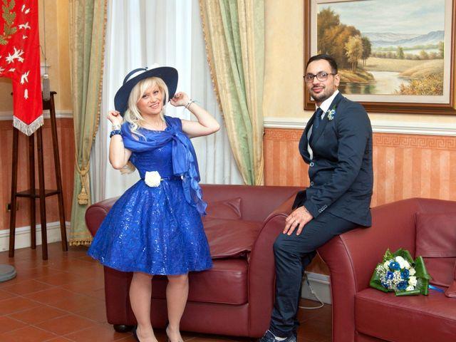 Il matrimonio di Mario e Enza a Fiumefreddo di Sicilia, Catania 7