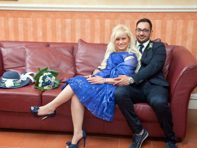 Il matrimonio di Mario e Enza a Fiumefreddo di Sicilia, Catania 8