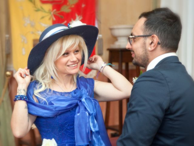 Il matrimonio di Mario e Enza a Fiumefreddo di Sicilia, Catania 9
