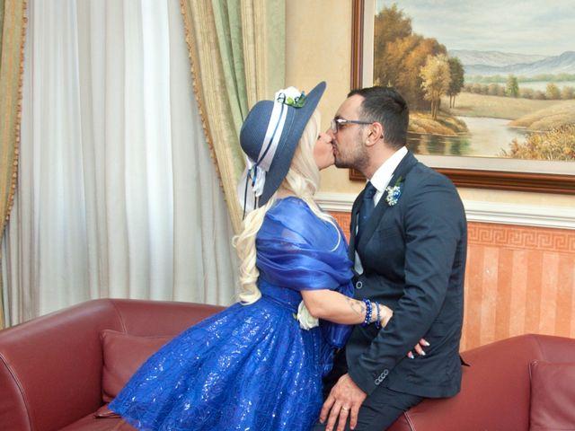 Il matrimonio di Mario e Enza a Fiumefreddo di Sicilia, Catania 10