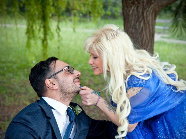 Il matrimonio di Mario e Enza a Fiumefreddo di Sicilia, Catania 13