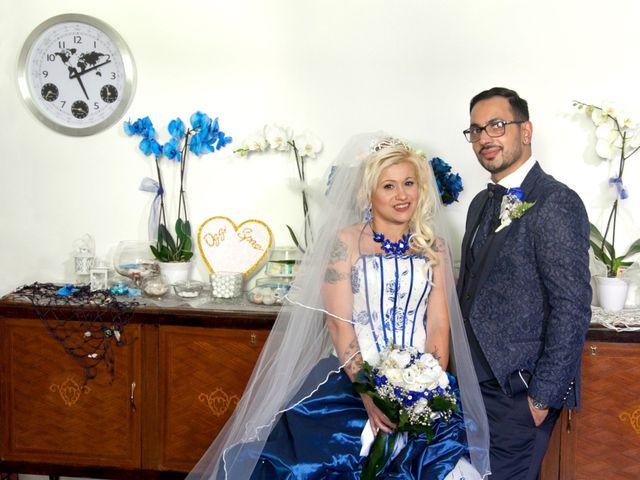 Il matrimonio di Mario e Enza a Fiumefreddo di Sicilia, Catania 32