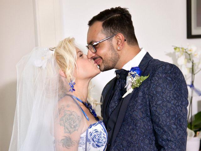 Il matrimonio di Mario e Enza a Fiumefreddo di Sicilia, Catania 33