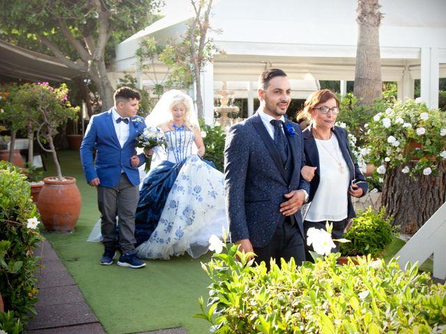 Il matrimonio di Mario e Enza a Fiumefreddo di Sicilia, Catania 37