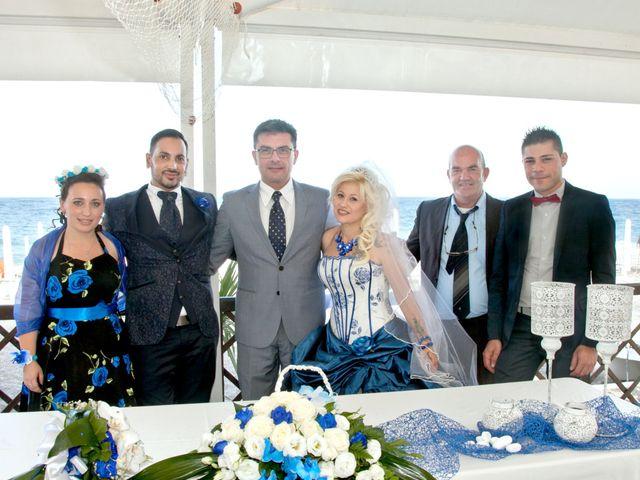 Il matrimonio di Mario e Enza a Fiumefreddo di Sicilia, Catania 41