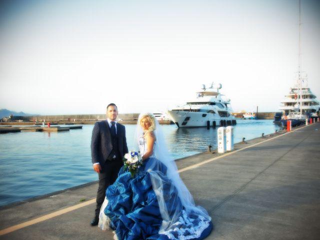 Il matrimonio di Mario e Enza a Fiumefreddo di Sicilia, Catania 45