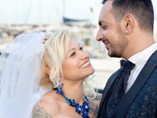 Il matrimonio di Mario e Enza a Fiumefreddo di Sicilia, Catania 46