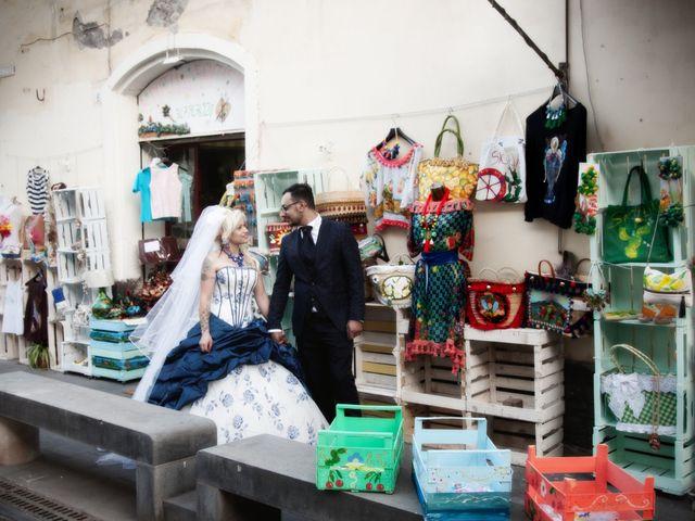Il matrimonio di Mario e Enza a Fiumefreddo di Sicilia, Catania 47