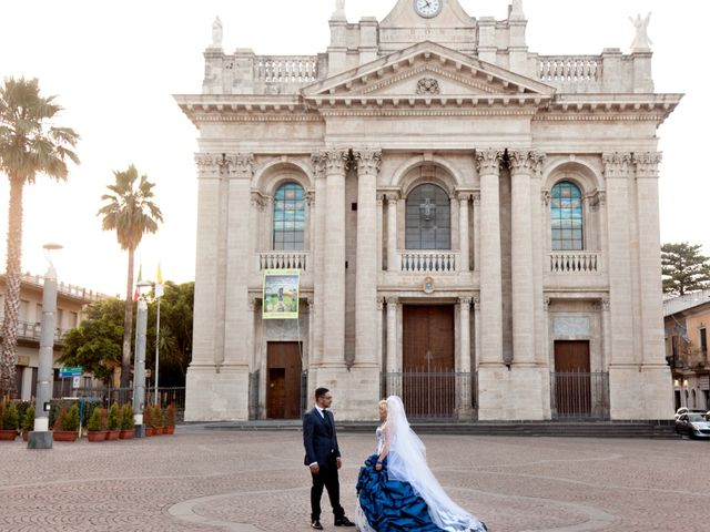 Il matrimonio di Mario e Enza a Fiumefreddo di Sicilia, Catania 48