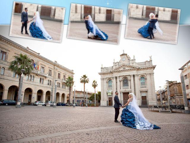 Il matrimonio di Mario e Enza a Fiumefreddo di Sicilia, Catania 49