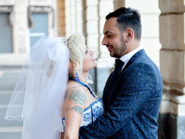 Il matrimonio di Mario e Enza a Fiumefreddo di Sicilia, Catania 50