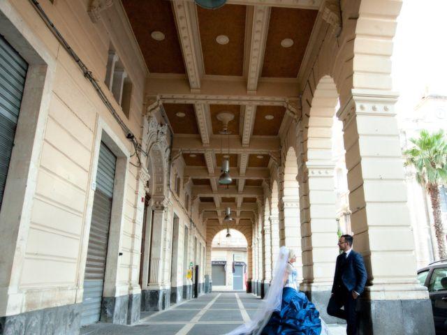 Il matrimonio di Mario e Enza a Fiumefreddo di Sicilia, Catania 51