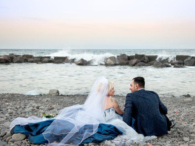 Il matrimonio di Mario e Enza a Fiumefreddo di Sicilia, Catania 53