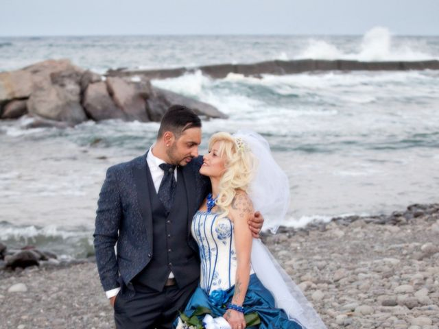 Il matrimonio di Mario e Enza a Fiumefreddo di Sicilia, Catania 54