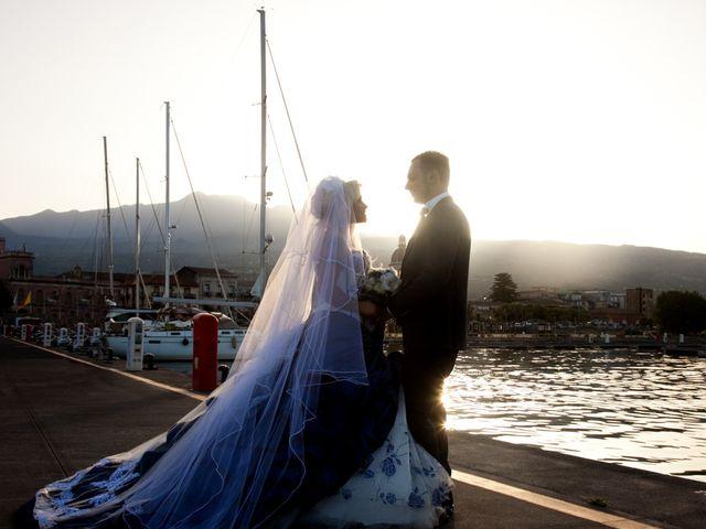 Il matrimonio di Mario e Enza a Fiumefreddo di Sicilia, Catania 2
